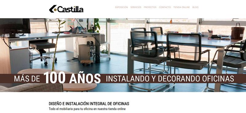 Mobiliario e Instalación de Oficinas para empresas