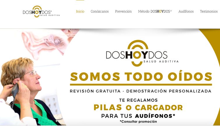 DosHoyDos: Lo mejor en salud auditiva en Zaragoza