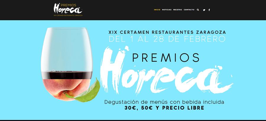 ¡Comienza el Certamen Gastronómico en Zaragoza!